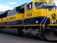 Alaska Railroad 4324