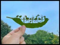Leaf art #15