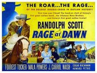 Rage At Dawn- 1955