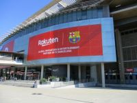 Barcelona, football stadium
