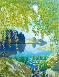 River of Sleep, 1937, N. C. Wyeth (1882-1945)
