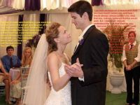 OTH - Haley and Nathan's wedding