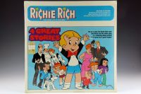 Richie Rich 4 Great Stories story record