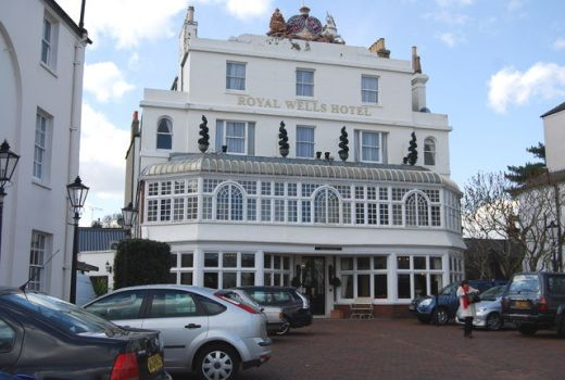 Royal Wells Hotel, Royal Tunbridge Wells, Kent.  Photo by Nigel Chadwick
