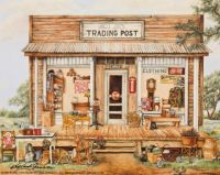 Trading Post  Larger