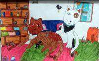 Nevyn's cats