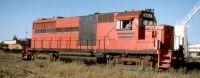 Tuscola & Saginaw Bay RR GP35 393 September 1988