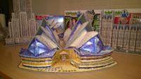 3D opera house