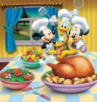 Mickey & Friends 21