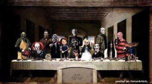 The Last Horror Supper