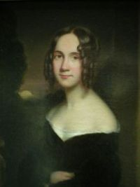 Author, Sarah Josepha Buell Hale, Portrait by James Reid Lambdin