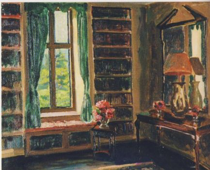 Drawing Room at Chartwell by Winston Churchill