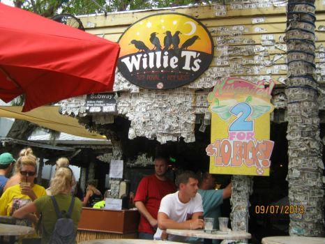 Willie T's, Key West