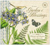 The Legacy 2020 Wall Calendar Garden of Blessings