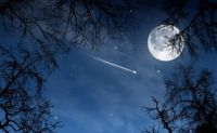 The Moon Shines Full