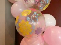 Pretty Mothers Day Ballons