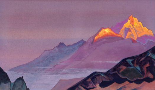 Way to Shambala, Nicholas Roerich