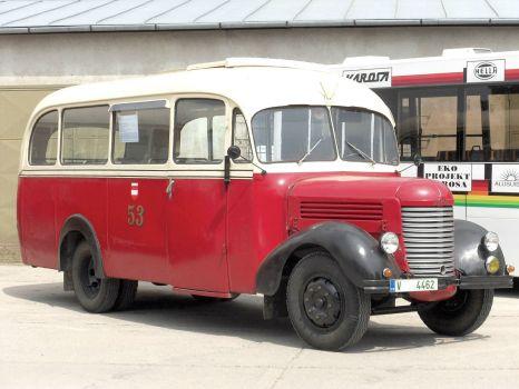 Praga RND autobus