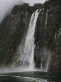 Onto Doubtful Sound
