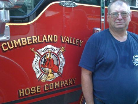 Cumberland Valley Hose Company engine