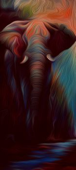 digital elephant
