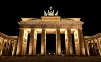 Landmark: Brandenburger Tor, Berlin, Germany