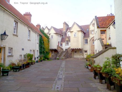 Whitehorse Close Edinburgh
