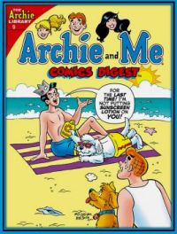 Archie and Me Comics Digest #9 Summer Fun