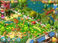 Gardenscapes level 2745