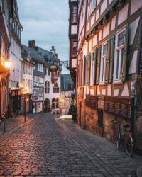 12.5 Marburg, Germany by magictiron