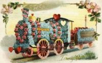 valentine train