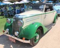 "Vauxhall ""Model 14/6"" Stratford Roadster - 1936"