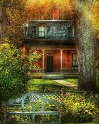 Autumn House-The Estates by Mike Savad