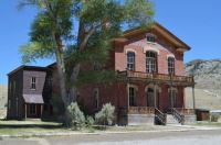 Hotel, Bannack, MT Ghost Town
