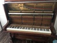 1895 Ludwig & Co. Upright Piano Service