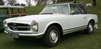 "Mercedes 230SL ""Pagode"" - 1964"