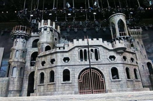 Born This Way Ball Stage