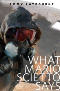 What Mario Scietto Says by Emmy Laybourne art by Greg Manchess Tor.com