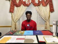 NJ Student Accepted Into 5 Ivy League Schools.-
