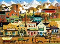 Pete's Gambling Hall by Charles Wysocki