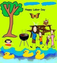 A Happy Labor Day Picnic