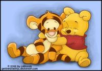 tigger and winnie!
