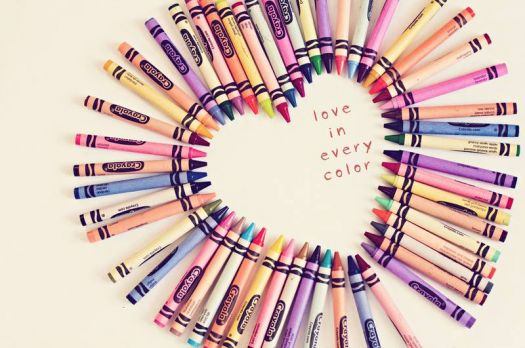 love in every color