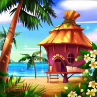 Beachside Hut