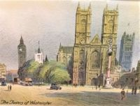 Tiny Works Of Art---The Towers of Westminster