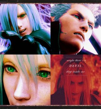 Remnants & Sephiroth