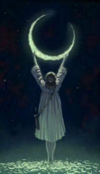 The Moon Thief :))