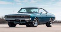 1968 Dodge Hemi Charger R:T