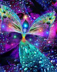 Angel Healing Rainbow