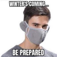 Be prepared for winter